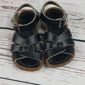 EUC Saltwater Sandals Size 6 toddler